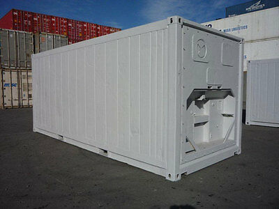 20' INSULATED Shipping Container (Non Operational Refrigerated) EX SYDNEY