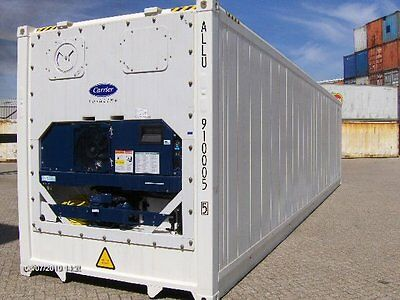 20' REFRIGERATED SHIPPING CONTAINER - SALE ex SYDNEY