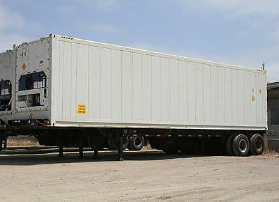 40' HC REFRIGERATED SHIPPING CONTAINERS - SALE PRICE - Ex SYDNEY