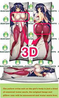 Horizon middle nowhere Asama Masa Dakimakura 3D butt & 3D breast pillow case