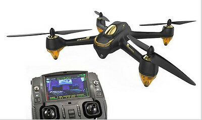 Hubsan H501S X4 FPV Brushless RC Quadcopter with 1080P HD Camera & GPS Drone