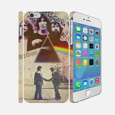 026 Pink Floyd - Apple iPhone 4 5 6 Hardshell Back Cover Case