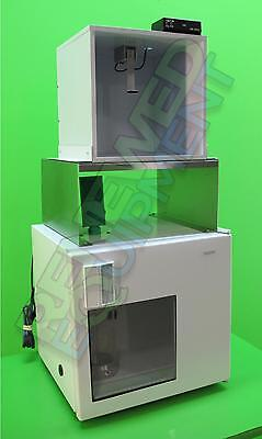 Bat Testing System with Sanyo Compact Freezer and Extras #2