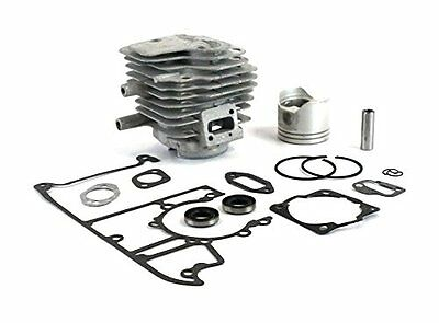 Kit Fits Husqvarna Cut Off K650 W/ Cylinder Piston Rings Gasket Seal Pin Clips
