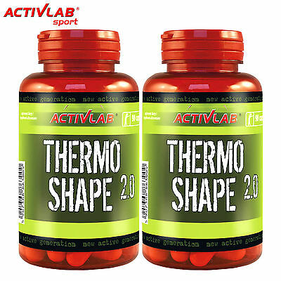 Themo Shape 2.0 90-360 Caps. Thermogenic Fat Burner Weight Loss Energy Slimming