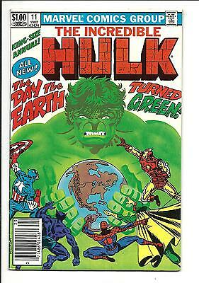 Incredible Hulk Annual # 11 (1982), Fn