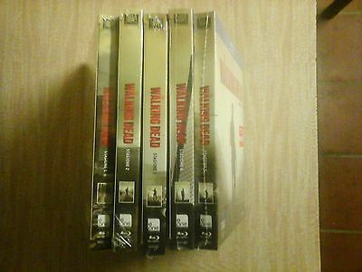 The Walking Dead - Stagioni 1 - 5 (20 Blu-Ray) - ITALIANI ORIGINALI SIGILLATI -