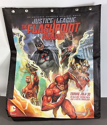 Justice League The Flashpoint Paradox - 2013 San Diego Comic Con Swag Bag