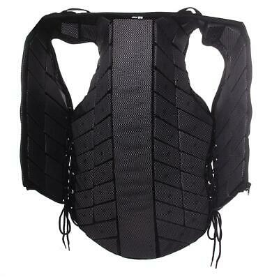 Pro Equestrian Vest Horse Riding Body Protector Safety Protection Gear Waistcoat