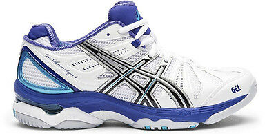 Asics Gel Netburner Super 3 Womens Netball Shoe (B) (0195)