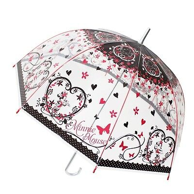 Character umbrella Minnie Mouse Minnie adult plastic umbrella 60cm 32409 Japan