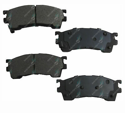 Disc Brake Pads Front DB1362 for Ford Laser KN KQ 99-02 Telstar 91-99 Mazda 323