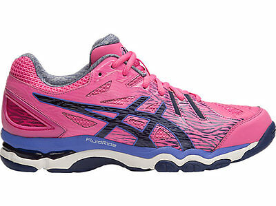 Asics Gel Netburner Super 6 Womens Netball Shoe (B) (2049)