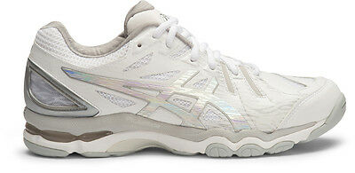 Asics Gel Netburner Super 6 Womens Netball Shoe (B) (0193)