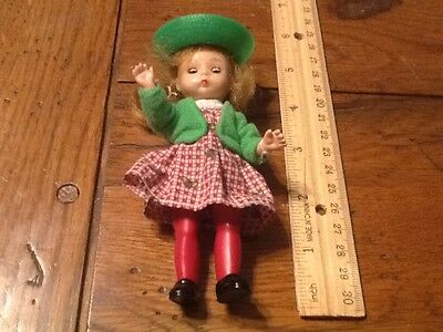 Madame Alexander McDonald's 2003 #10 Lady Bug Girl Jointed Doll