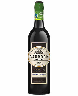 Banrock Station Winemakers Release Cabernet 2014 (12 Bottles