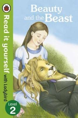 NEW LADYBIRD • Level 2 BEAUTY and the BEAST  ( READ IT YOURSELF ) pb