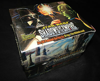 Sealed Star Wars Shadows of the Empire Trading Cards Booster Box Topps 1996