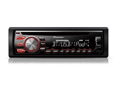 PIONEER DEH 4800 BT USB BLUETOOTH IPHONE MP3 5 BAND EQUALIZER Auto Radio