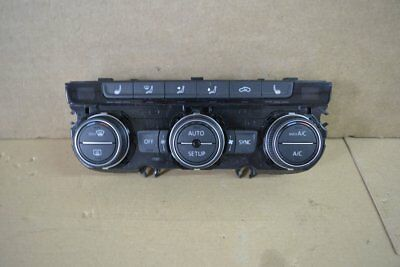 Original VW Golf 7 Klimabedienung 5G0907044AA a31512