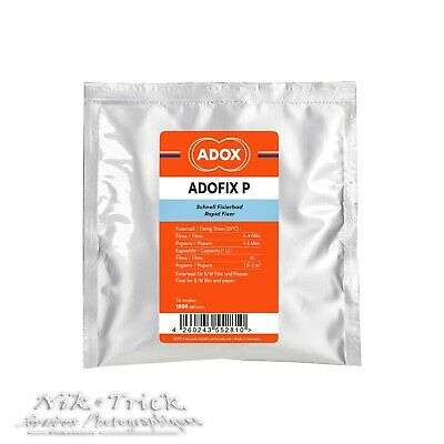 Adox Adofix P (A300) Powder Fixer ~ Makes 1 Litre