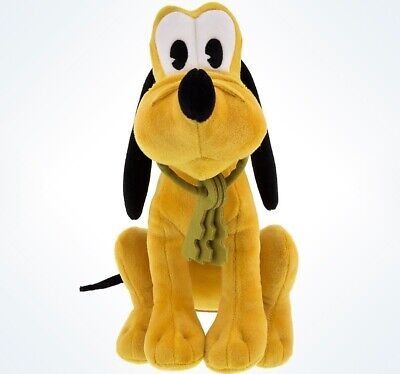 "Disney Parks Pluto Pirates with Keys 9"" Plush Doll New with Tags"