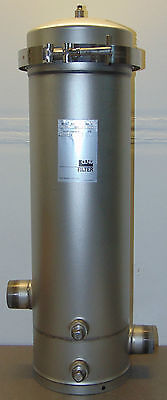 NEW CUNO 5DC2 DC Series Cartridge Filter Housing Quantity Available!