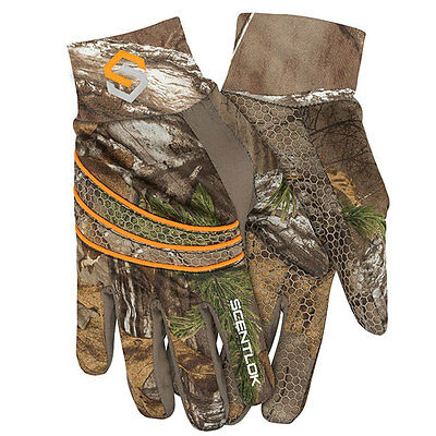 ScentLok Savanna Lightweight Shooters Glove Realtree Xtra - Medium - 80130-056MD