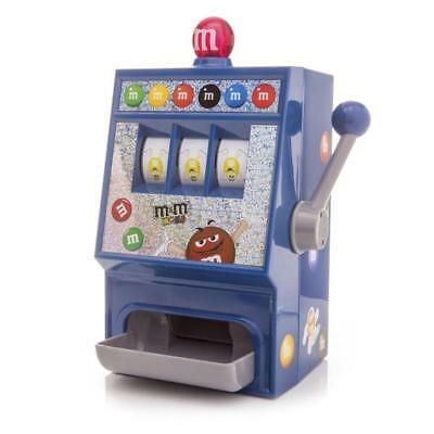 M&M's World Slot Machine Candy Dispenser