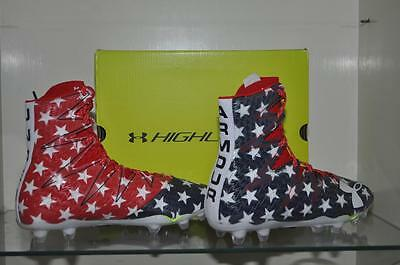 Under Armour Mens Highlight MC STARS & STRIPES Limited Edition Football Cleats