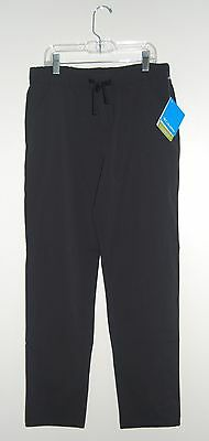 Columbia Youth Unisex Pull-On Black Anytime Outdoor Pant #AG1009-010