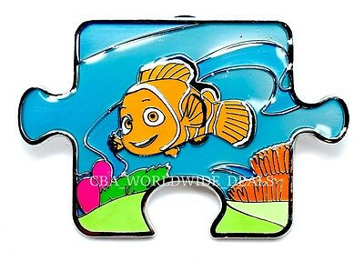Disney Character Connection Finding Nemo Mystery Puzzle Pin LE 900 - Nemo