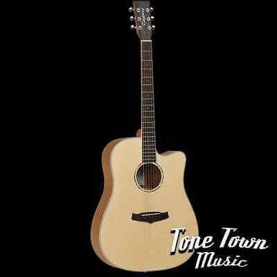 Tanglewood TWPEDCE-LS-PREM Electric Acoustic Guitar *BRAND NEW*FREE SHIPPING*