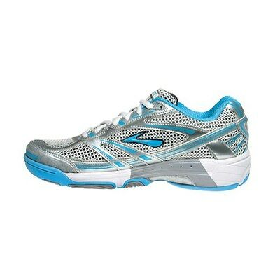 Brooks A13 W Net Intercept Mesh Womens Netball Shoe (B) (338)
