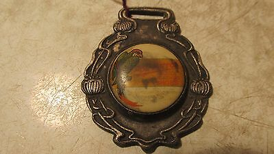 Antique Star Brand Poll Parrot Shoes Watch Fob