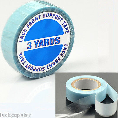 Strong Blue Double Sided Adhesvie Roll Tape for Tape in Skin Weft Hair Extension