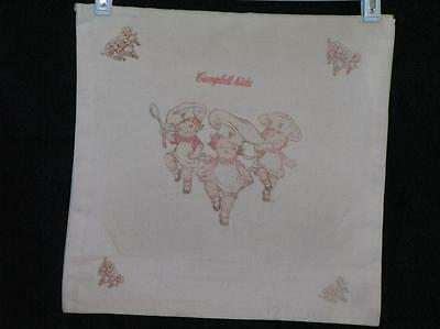 Campbell Soup Kids Printed Cotton Canvas Food Carrier Envelope
