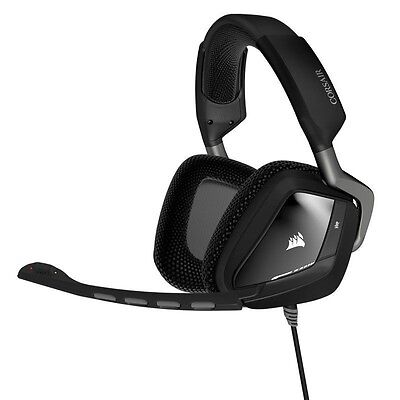 Corsair CA-9011130 VOID Dolby 7.1 Multi-Colour Komfort Gaming Headset Carbon USB