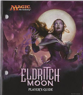 MTG Magic - Eldritch Moon Player's Guide ( from fat pack )
