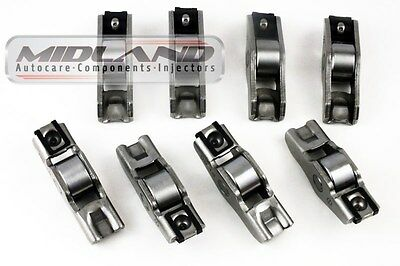 IVECO DAILY II & III 2.3 & 3.0 16v TURBO DIESEL ROCKER ARMS SET OF 8 *BRAND NEW*
