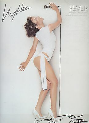 Kylie Minogue  Fever Songbook Piano/Vocal/Guitar mit Akkord Boxen