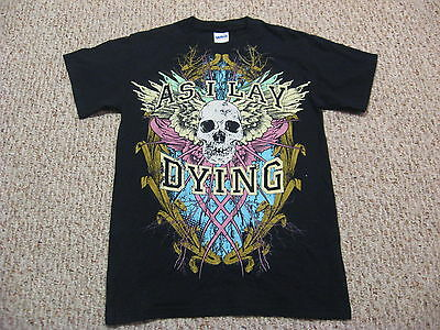 LAMB OF GOD Vintage Rock Metal T Shirt-Skull-Adult S-Exc Shape-FREE SHIPPING