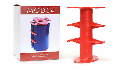 "MOD54 54 4""x5"" 5""x4"" Sheet Film Holder for Paterson Multi Reel 3 Tank"