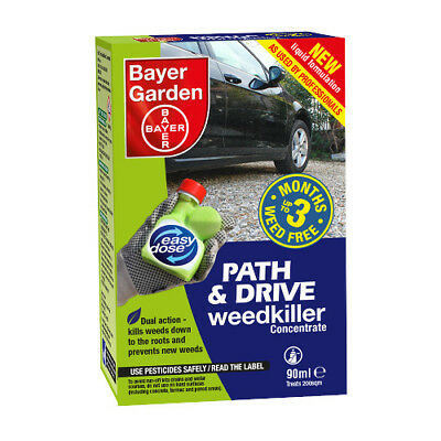 Path and Drive Weedkiller Concentrate 90ml Bayer Garden