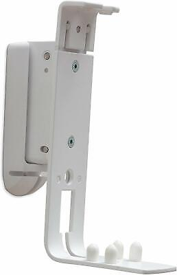 2 x Flexson FLXP1DS2011 Play 1 Desk  Stand Mount for Sonos PLAY:1 - PAIR White