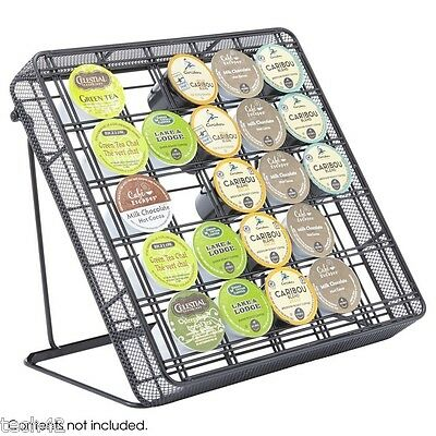 Safco Stand-up Hospitality Organizer, 25 Compartments K-Cup with $4 Shipping