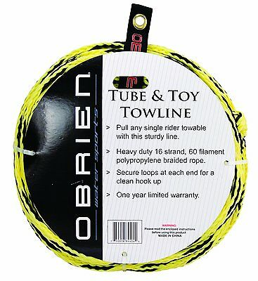 O'Brien Inflatable Towable Tube Rope (60-Feet)
