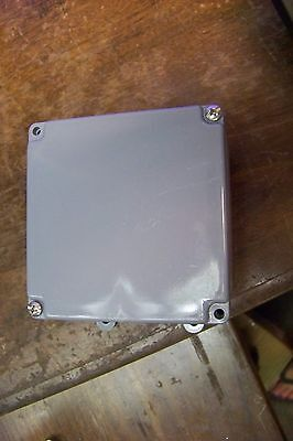 new Carlon - E989NNJ - Hinged & Screw Cover Enclosures Basic Style