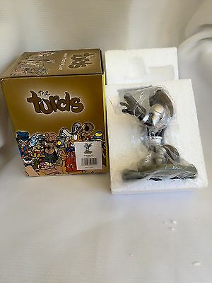 The Turds Figurines - ROBOPLOP RoboCop - Brand NEW in Box