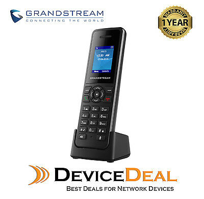 Grandstream DP720 DECT cordless VoIP phone  ( Without DECT VOIP Base Station  )